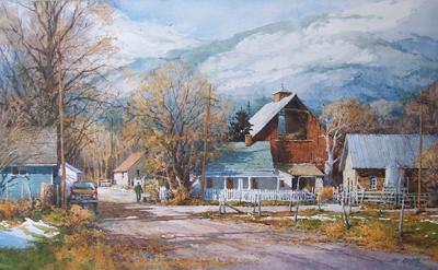 Ian Ramsay Artists Trailside Galleries